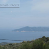 856 square metre plot in Agios Dimitrios, Skiathos